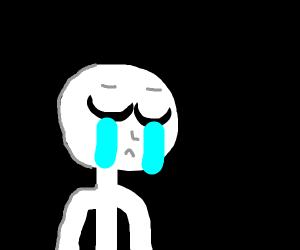 sad dude
