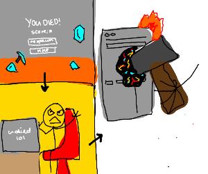 uninstall epic games launcher - Drawception