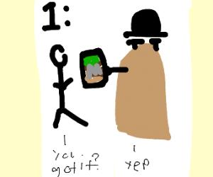 step 1. aqire minecraft