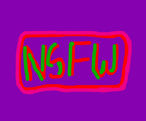 NSFW material