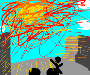 explosion in the sky