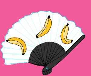 Banana fan?