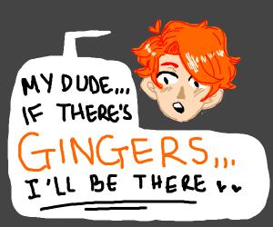 Ginger appreciation