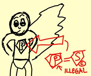 Illegal Superhero