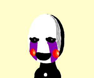 marionette from fnaf(?)