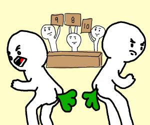 Fart contest