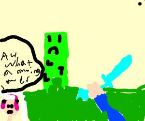 Pewdiepie Plays Minecraft?