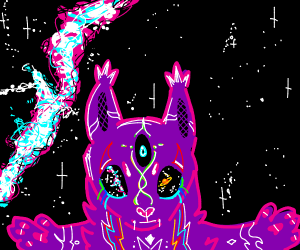 Astral Squirrel