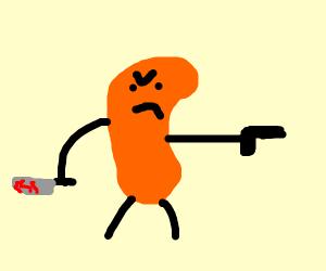 murderous orange bean