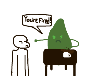 the boss is a leaf.