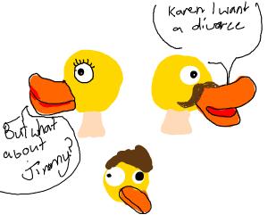 Fairly Duck Parents