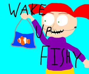 dead clownfish