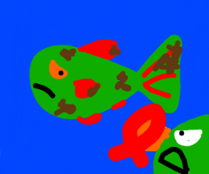 Fish with aids