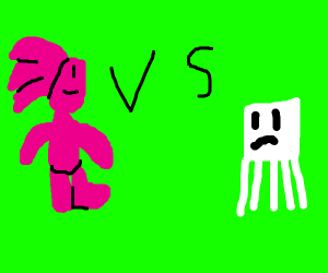 dead memes come together to fight thanos - Drawception