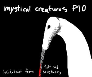 Mystical creatures pio