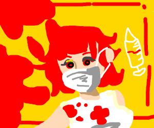 nurse ketchup