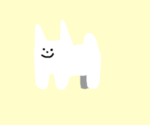 the dog from undertale