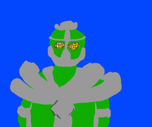 Hierophant green (JJBA stand)