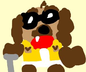 Pappy Van Poodle (Google it)