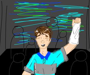 Waving Through a Window (DEH)