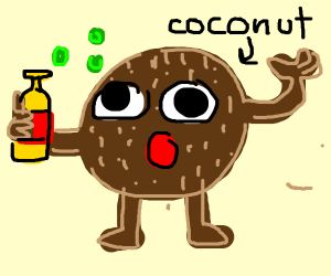 Drunk Coconut