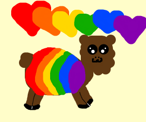 LGBT llama