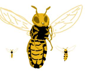 a wasp :)