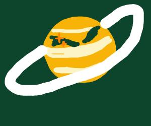 Saturn on fleek