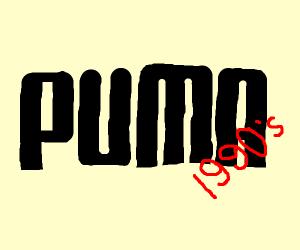 1990's Puma