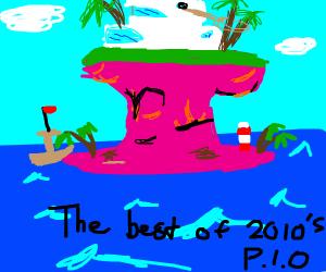The best of 2010's (PIO)