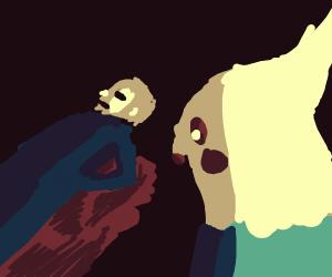 Cockatoo murders man in sleep