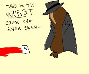 sausage detective