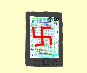 nazi phone
