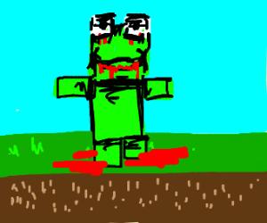 minecraft kermit