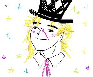 speedwagon being a qt3.14