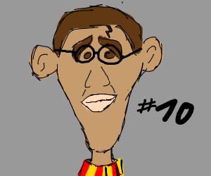 harry potter obama 10