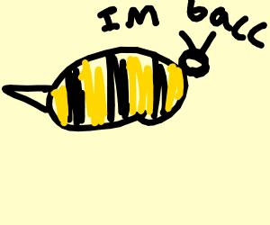 i'm back b