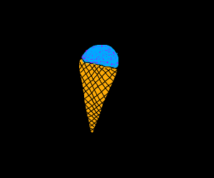 ice cream in the void