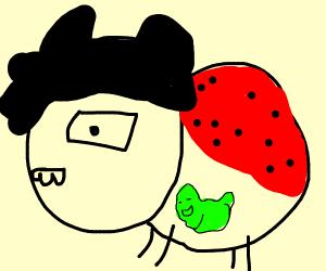 john egbert lady bug