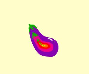 Eggplantception