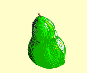 A Shiny Pear