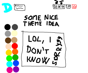 Not understanding the rules of Drawception
