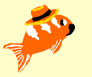 1950's Clownfish
