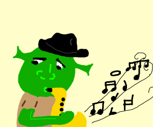 Shreksophone