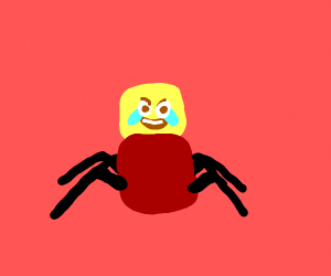 Oofacito Spider but somethings wrong with him