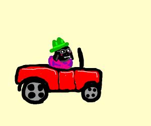 Ralsei's car