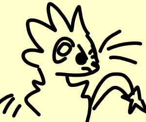 Angry Luxray