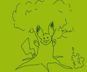 Treekachu