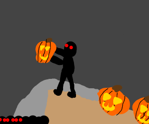 Circle of Life, Halloween Style