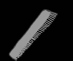 Gray comb